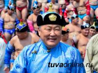Глава Тувы поздравил земляков и гостей республики с государственным праздником – Днем Республики Тыва
