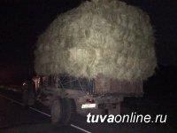 В Туве устанавливаются обстоятельства ДТП с погибшими