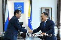 Глава Тувы обсудил с генеральным консулом Узбекистана перспективы сотрудничества