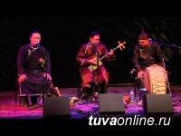 """На  IX Театральной олимпиаде в Японии тувинская группа """"Алаш"""" представит концерт """"Ачай"""" памяти выдающегося горловика Конгар-оола Ондара."""