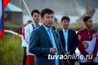 На Левобережных дачах Кызыла появилось мощное уличное освещение и 5,5 км асфальтированного автобусного маршрута