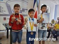 В Хакасии в турнире по шахматам победил Давид Сенди из Тувы