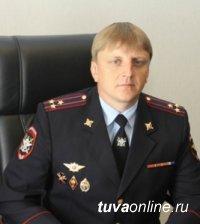 МВД Тувы возглавит Юрий Поляков