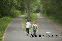 За ночь прошли 18 км: пропавших в Туве детей 3 и 7 лет нашли через сутки