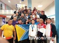 Уроженец Тувы Нурислам Санаев (Артас Санаа) завоевал бронзу на чемпионате мира и лицензию на Олимпиаду в Токио
