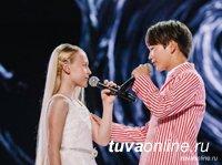 Денберел Ооржак и Татьяна Меженцева представят Россию на Детском Евровидении!