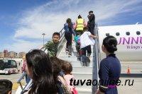 """Монгольская авиакомпании """"Хунну эйр"""" открывает в Туве ворота в Азию"""