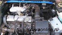 В Туве инспекторы МРЭО ГИБДД выявили факт установки на транспортном средстве двигателя похищенной автомашины