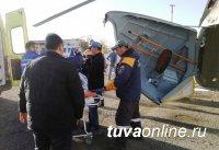 «Нормально все у тебя?»: мальчика, потерявшегося в тайге Тувы на четверо суток, спасли и доставили в больницу