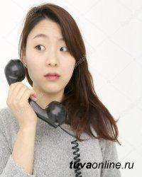 В Туве в среднем на 1000 жителей республики приходится 36 домашних телефонов