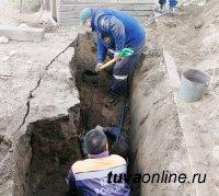 В Туве спасатели МЧС России спасли мужчину, которого завалило землей