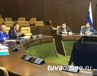 В Росавиации обсуждается возможность открытия воздушных ворот на границе для организации прямых авиарейсов между Монголией и Тувой