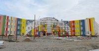 В Кызыле идет строительство двух современных школ