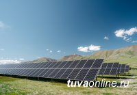 В горном Монгун-Тайгинском районе Тувы запустили новые энергоисточники - дизели, комбинированные с солнечной батареей