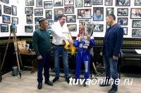 Спортсмены клуба «Алдын» поблагодарили Олега Дудко за системную помощь тувинским спортсменам