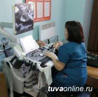В медицинских учреждениях четырех районов Тувы обновили медицинское оборудование