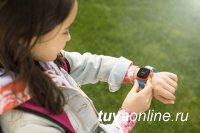 Родители Тувы стали покупать детские умные часы почти в 3 раза чаще