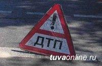 В Туве сотрудники полиции задержали водителя, скрывшегося после «смертельного» наезда
