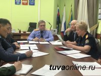 На заседании Общественного совета при следственном управлении обсудили причины преступности на территории республики