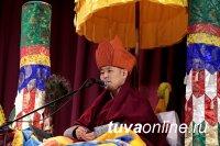 Сомнительный пиар буддисту не к лицу: Камбы-Лама Тувы ударился в выборы?