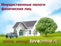 Жители Тувы до второго декабря должны оплатить 376 млн. рублей имущественных налогов