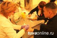 В Туве в День борьбы со СПИДом призывают регулярно проходить обследование на ВИЧ