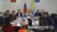 Тува: В отдаленный Тоджинский район проведут свет и дороги