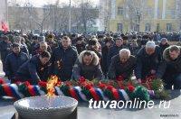 В Кызыле сегодня митингом отметят День Героев Отечества и День Неизвестного солдата