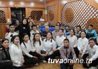 В Туве театральный студенческий кружок «Буура» закрыл Год театра постановкой из стихотворений тувинских поэтов