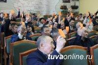 В Туве общественная организация ветеранов МВД избрала председателя и утвердила новый Совет