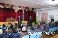 Председатель Верховного Хурала Кан-оол Даваа: «Губернаторские проекты играют большую роль в жизни сельчан»