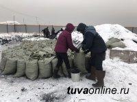 В столице Тувы открыт  пункт продажи угля в самом отдаленном микрорайоне города
