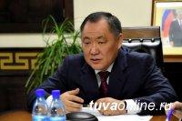Глава Тувы поддержал проект «Юрта борца», который пилотно запустят в знаменитом борцами селе Дус  – Даг