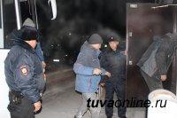 В Туве полицейские перешли на «новогоднее» усиление