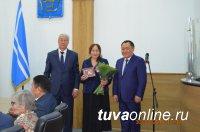 Глава Тувы вручил государственные награды труженикам республики