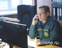В Туве оперативные службы проводят новогодние праздники в повышенной готовности