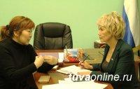 Сенатор Дина Оюн восьмого января проведет прием граждан