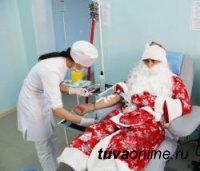 В Минздраве Тувы подведены итоги работы в выходные праздничные дни