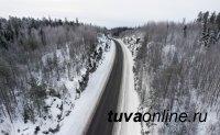 В Туве оценили покрытие 32 автодорог федерального назначения мобильной связью