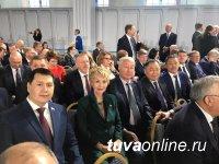 Дина Оюн оценила предложения президента, направленные на улучшение демографии и здравоохранения, особенно важные для Тувы