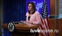 В отставке правительства РФ в Госдепартаменте США вновь увидели  «попытки вмешательства России» в выборы США