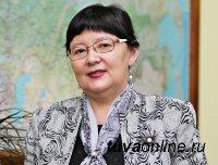 Ольга Хомушку: «Поддержка региональных вузов – один из важных акцентов Послания Президента России»