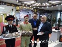 Тува присоединилась к Всероссийской акции «Блокадный хлеб», с которой в России стартовал Год памяти и Славы