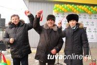 Возвращение к истокам: В Тыве снова заработали заправки «Красноярскнефтепродукт».