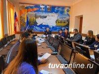 В Туве госавтоинспекторы намерены и дальше требовать соблюдать безопасность на дорогах