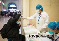 Тува заняла третье место в рейтинге регионов, жители которых чаще всего интересуются коронавирусом