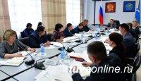 Глава Тувы обсудил с коллегами итоги первого года реализации нацпроектов