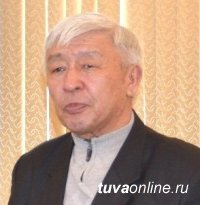 Сегодня день рождения отмечает кавалер Ордена Буян-Бадыргы Саган-оол Кызыл-оолович Долгар