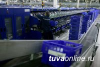 В Туве Почта России обработала около миллиона почтовых отправлений