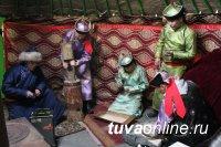 В Туве проходит молодежный фестиваль «Молодежь по тропе национальных традиций»